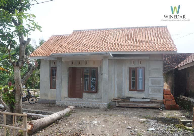 Rumah 1 Lantai Tanpa Finishing