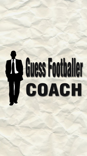 Guess Football Coach