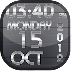 Awesome Clock Live Wallpaper icon
