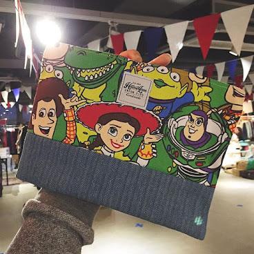 自家製Toy story電腦袋