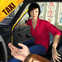 Taxi Real Driver Simulator Game icon