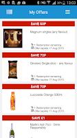 Screenshot of Shop Scan Save