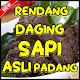Rendang Daging Sapi Asli Padang Enak & Nikmat APK