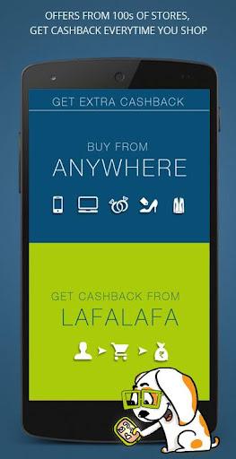 LafaLafa Cashback Coupons
