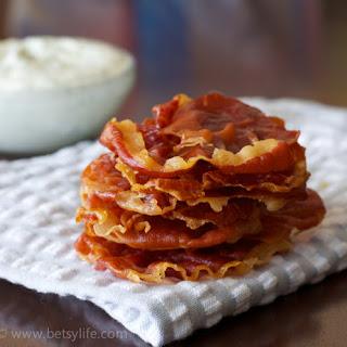 Prosciutto Chips Recipes