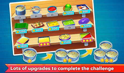 Indian Cooking Madness - Restaurant Cooking Games 1.3.0 screenshots 5
