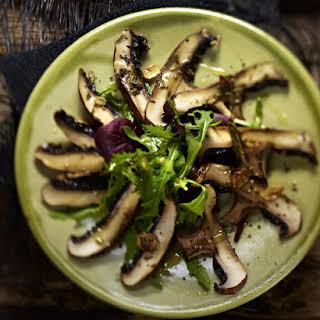 Mushroom Carpaccio.