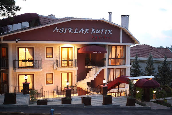 Aşıklar Butik Otel By Sukru-Büyükada