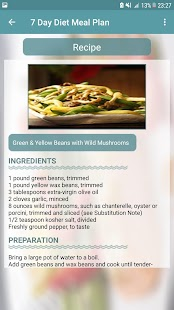 Weight Loss Meal Plan - náhled