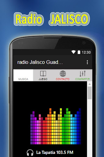 radio Jalisco Guadalajara fm  screenshots 1
