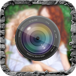 Blur Photo Background Icon