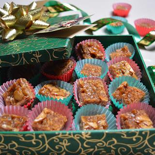 Christmas Toffee Treats