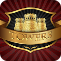 Towers: TriPeaks Solitaire icon