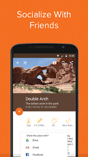 Arches National Park: Chimani- screenshot thumbnail