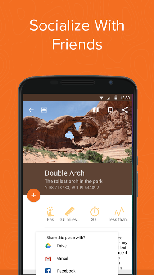 Arches National Park: Chimani- screenshot