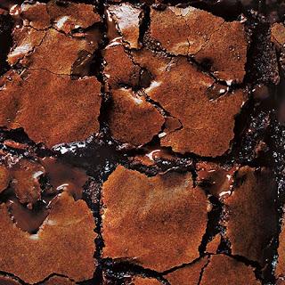 Molten Choc-Chunk Brownies.