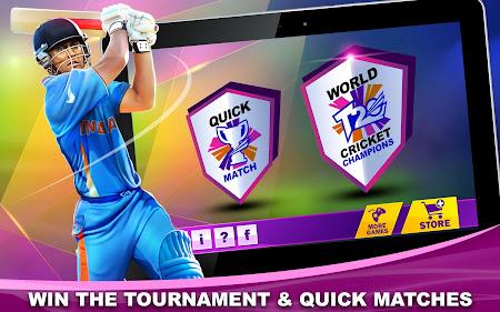 T20 Cricket Champions 3D 1.0.29 screenshot 1041136