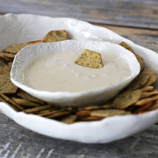 Clam Dip with Cream Cheese.