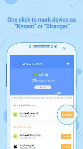Block WiFi Thief Pro version – Ads Free! v1.0.1