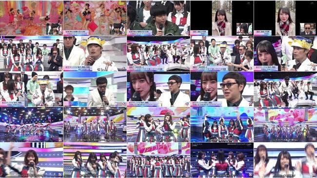 200228 (720p+1080i) Music Station (Hinatazaka46 Part)