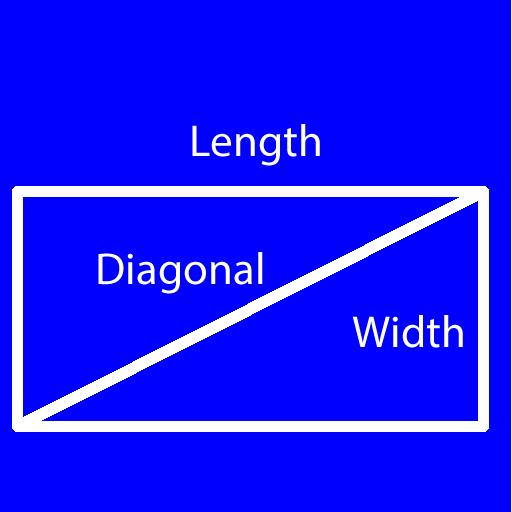 Diagonal Calculator 1.4