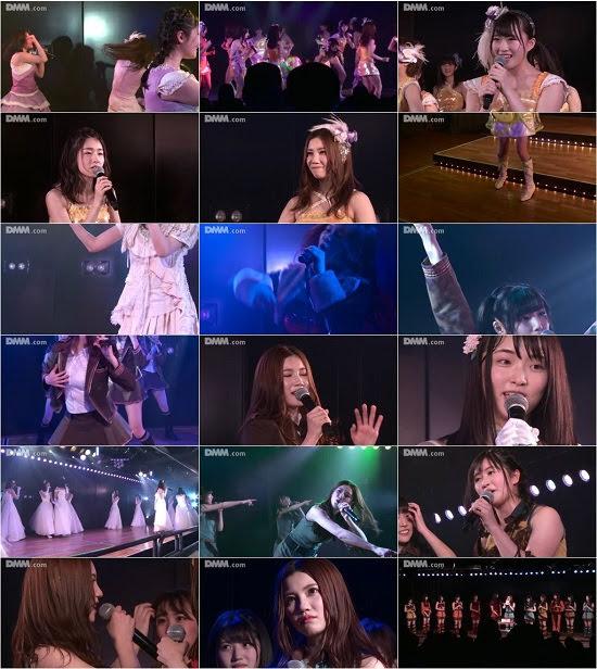 (DMM HD) AKB48 チーム4 「夢を死なせるわけにいかない」公演 北川綾巴 生誕祭 DMM HD 180223
