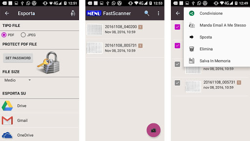 لالروبوت Scanner Converter Full تطبيقات screenshot
