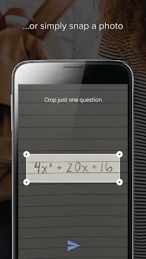Mathway screenshot 3