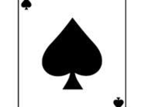 The Spade Suite  Spades represent sallow complexioned people with dark brown or black hair and...