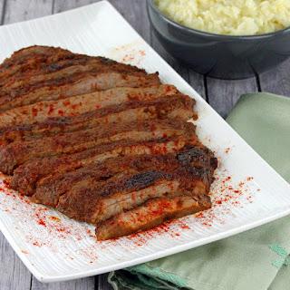 Oven Roasted Flank Steak