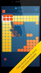 Block Tile Puzzle- screenshot thumbnail
