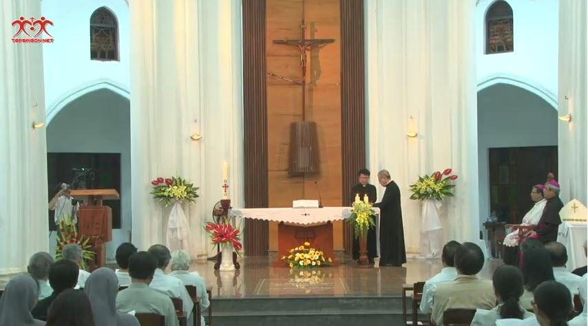 Nghi thức Tuyên thệ của Đức Tân Giám mục Luy Nguyễn Anh Tuấn - Ảnh minh hoạ 8