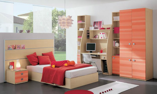 Children Bedroom Design 2015