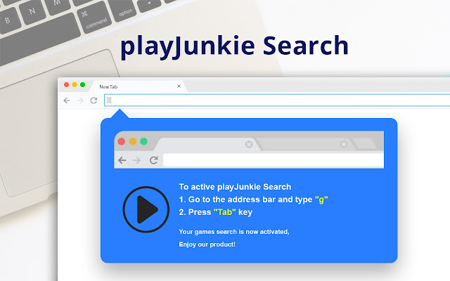 playJunkie Search
