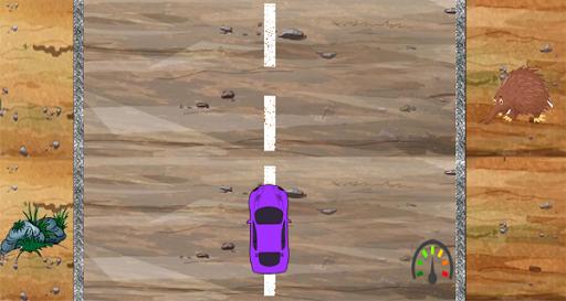 highway Desert racing