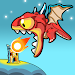 Idle Dragons - Merge, Tower Defense, Idle Games icon