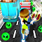 Subway Ben Prince Runner file APK Free for PC, smart TV Download