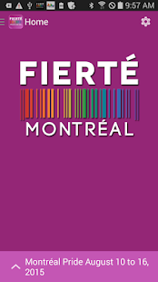 Montréal Pride- screenshot thumbnail