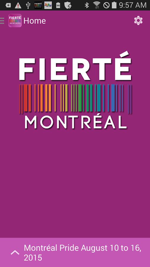 Montréal Pride- screenshot