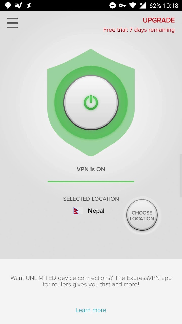 ExpressVPN Nepali Location