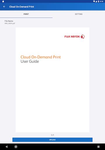 Cloud On-Demand Print 1.4.0 Windows u7528 3