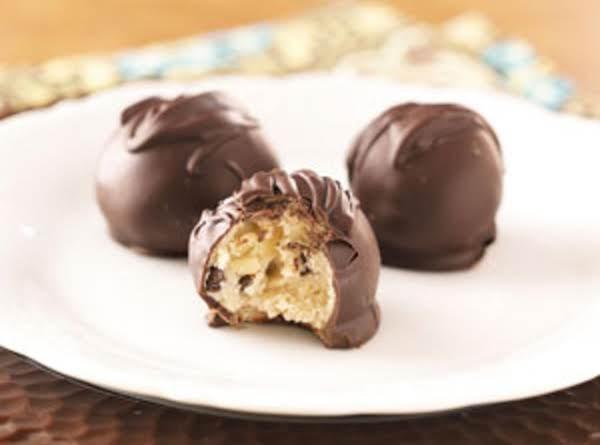 Cookie Dough Truffles Recipe