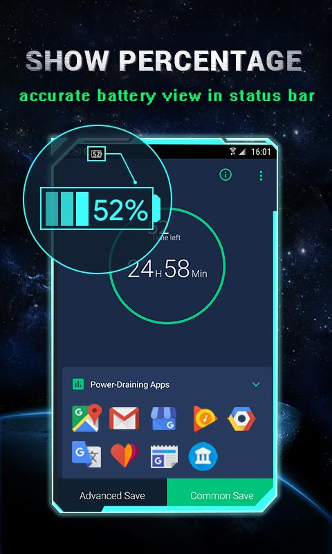 Screenshots of Power Battery - Battery Saver for iPhone