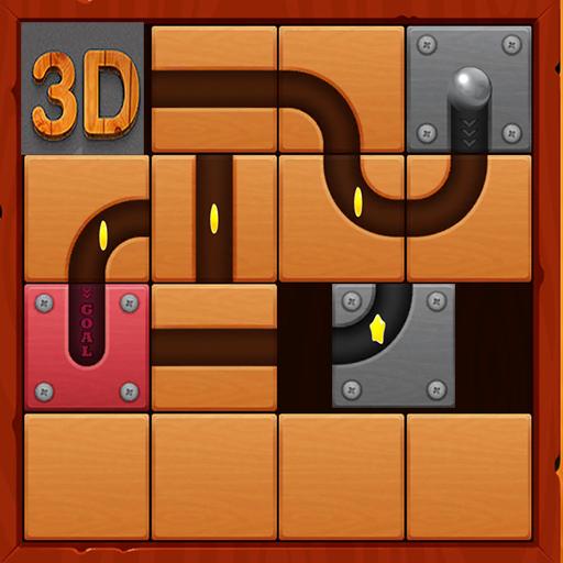 Roll  Me - 3D Slide Puzzle file APK Free for PC, smart TV Download