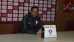 Fran Fernández en rueda de prensa.