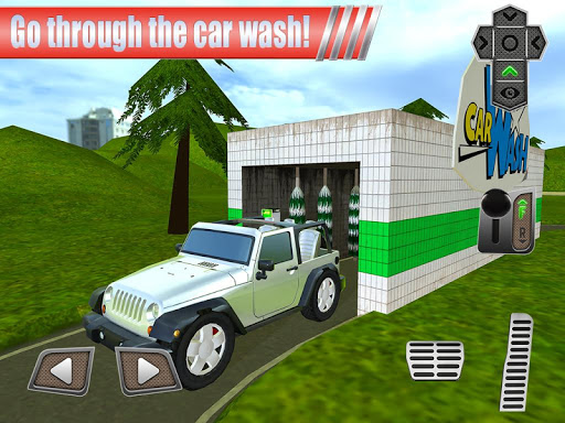 Gas Station: Car Parking Sim  screenshots 8