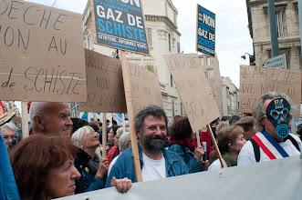 Photo: Manifestation pour l'eau en clôture du Forum Alternatif de l'Eau (FAME) à Marseille, samedi 17 mars 2012 - © Antoine Combier