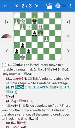 Encyclopedia Chess Combinations Vol. 3 Informant 1.3.5 screenshots 1