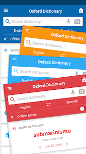 Oxford Spanish Dictionary Mod Apk Download For Android 3