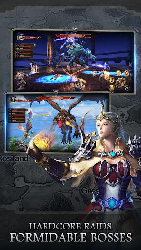 Dragon Revolt - Classic MMORPG 3.9 screenshots 16